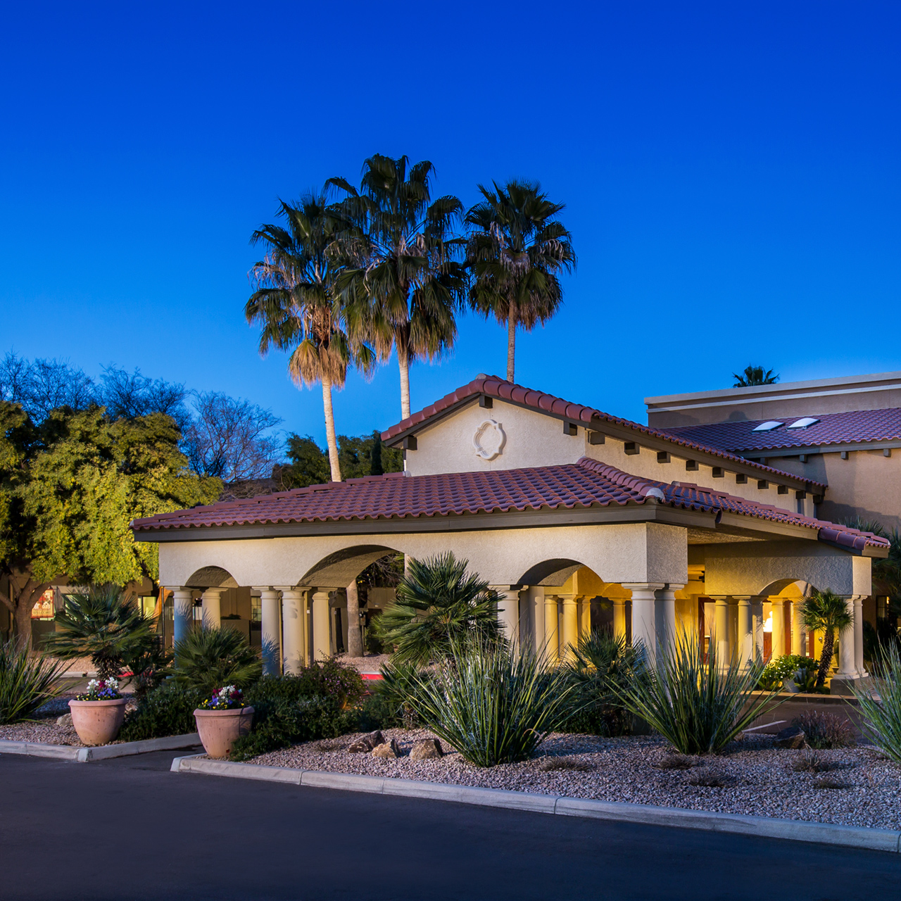 The Country Club of La Cholla exterior
