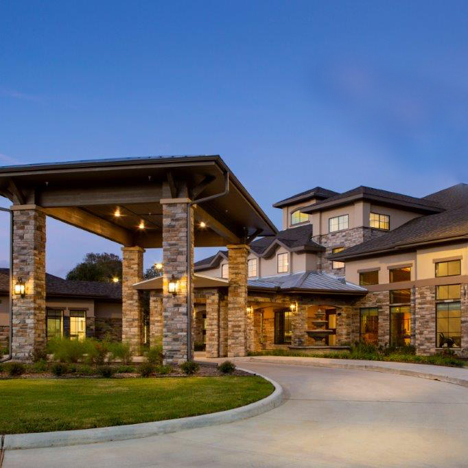 the shores at clear lake retirement community