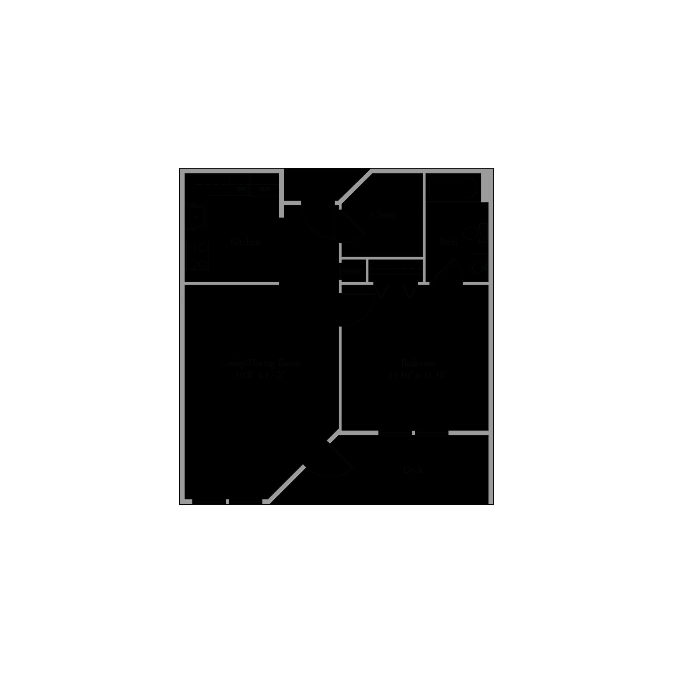 612 Floor Plan