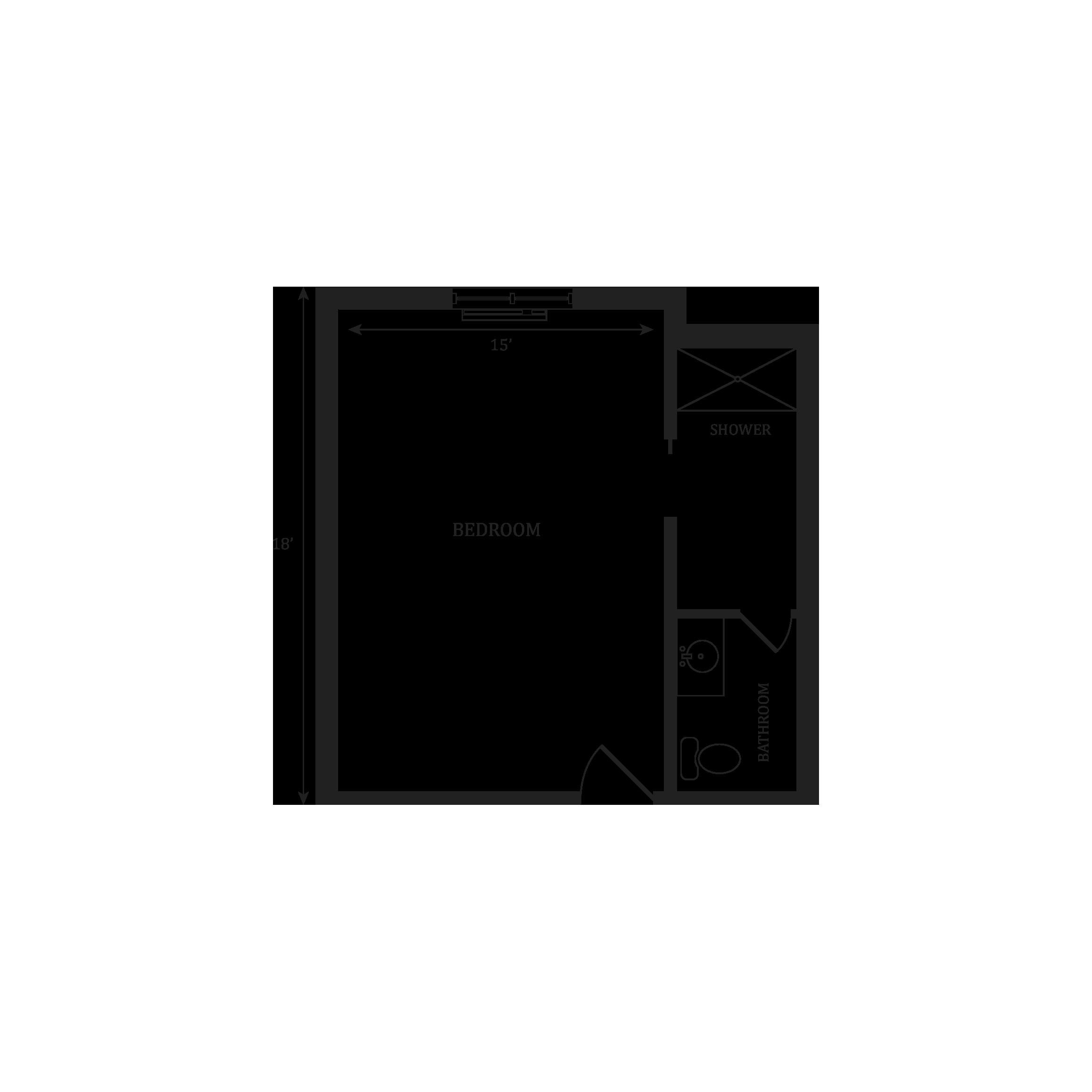 Packard floor plan