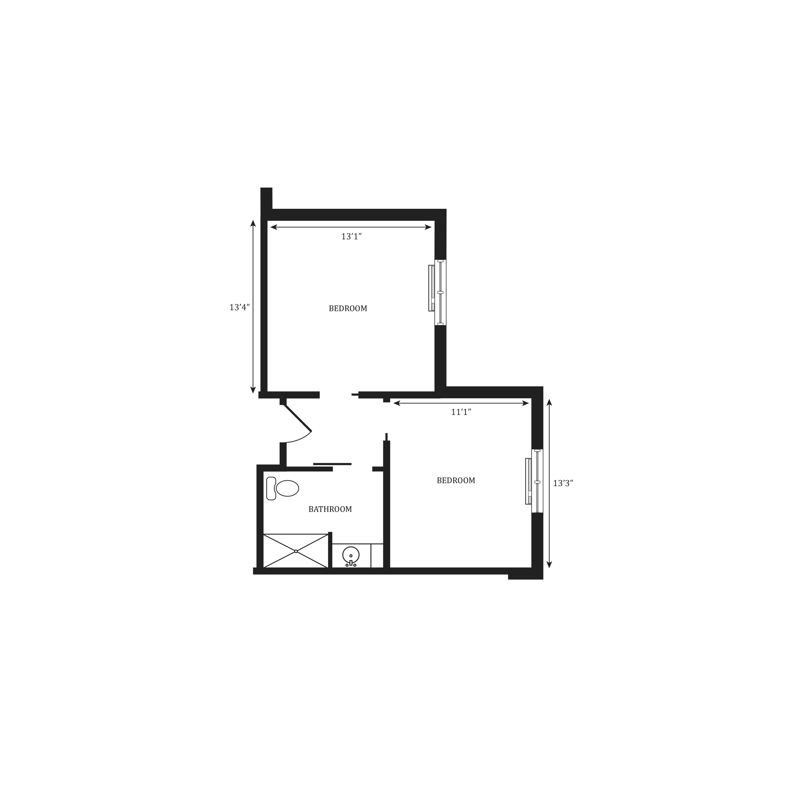 Duesenberg floor plan